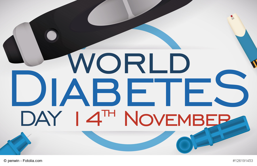 world diabetes day 14 november