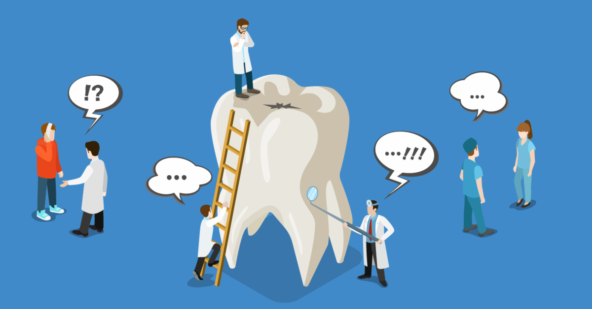 Amalgam − Die umstrittene Zahnfüllung