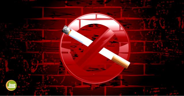 No Smoking! So lautet dei Botschaft von Information Mundgesundheit zum Weltnichtrauchertag am 31. Mai 2018