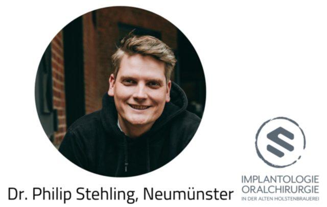 Oralchirurg Dr. Philip Stehling aus Neumünster. Praxis für Implantologie und Oralchirurgie in der Alten Holstenbrauerei