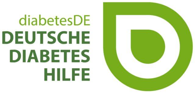 Logo Deutsche Diabetes Hilfe