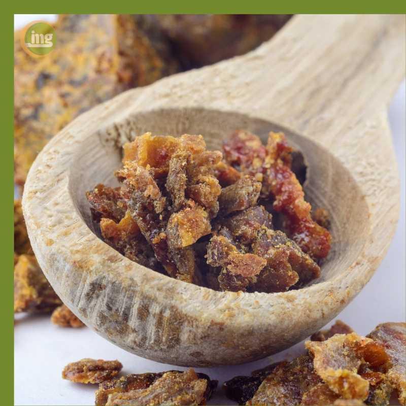 Das natürliche Hausmittel Propolis ist ein Geschenk der Natur gegen Zahnschmerzen.
