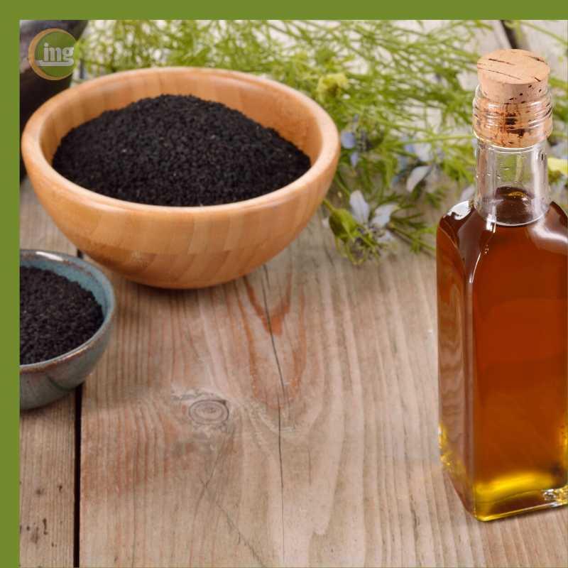 Schwarzkümmelöl wird als Hausmittel auch bei Zahnschmerzen eingesetzt.