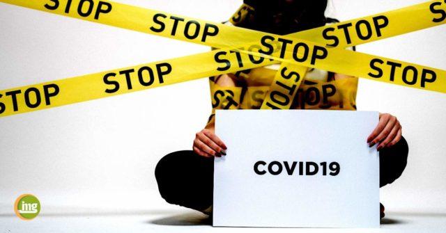 Stop Covid-19. In Corona-Zeiten zum Zahnarzt. Sicher und wichtig für die Gesundheit!