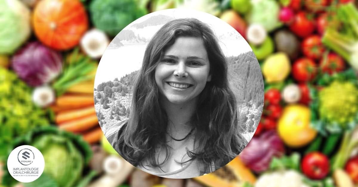 Ökotrophologin Katrin Kersting im Interview bei INformation Mundgesundheit